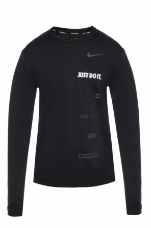 T-shirt with long sleeves od Nike