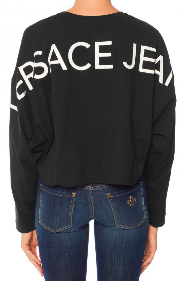 T-shirt with long sleeves od Versace Jeans