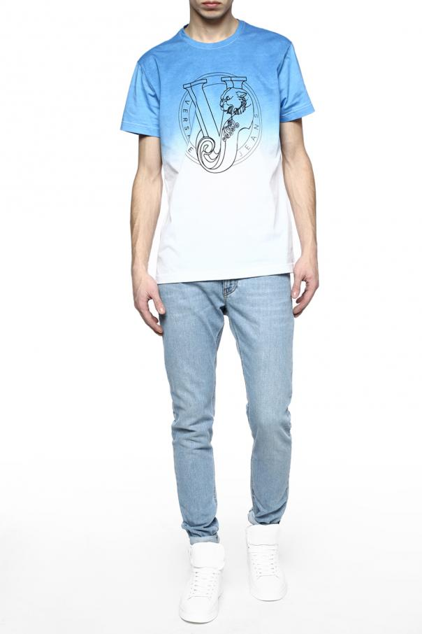 99106bb0 Shaded T-shirt Versace Jeans - Vitkac shop online
