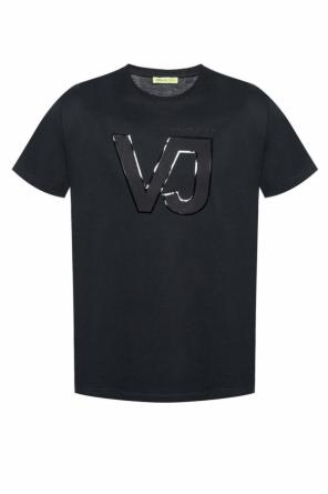 T-shirt with raised logo od Versace Jeans