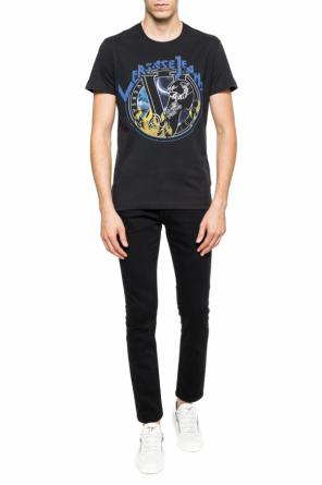 Logo-printed t-shirt od Versace Jeans
