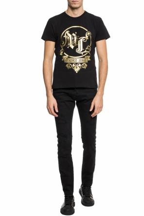 Printed t-shirt od Versace Jeans