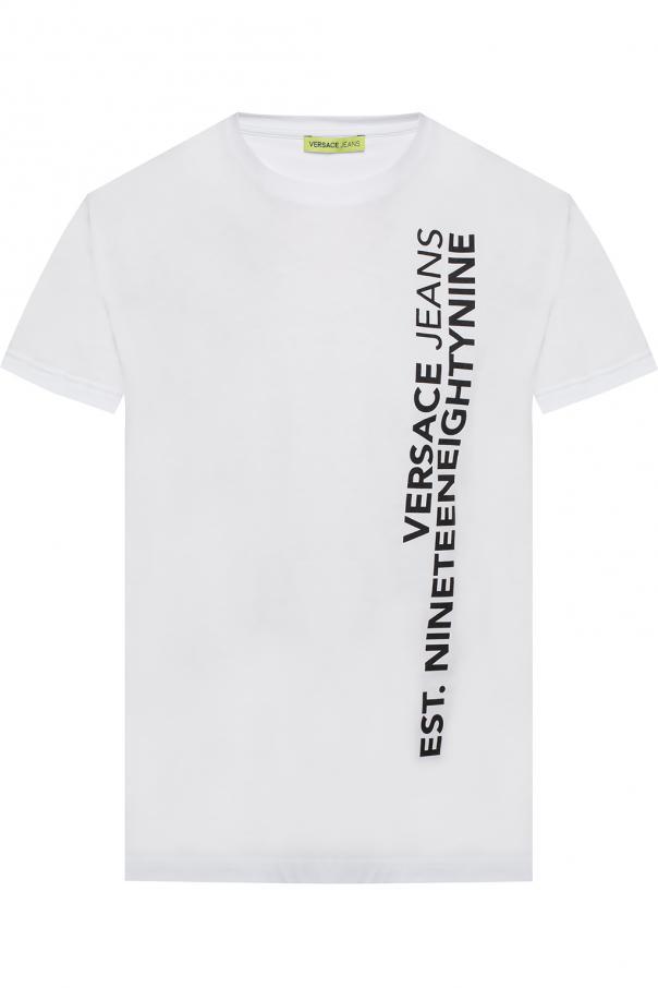 96e10256 Printed T-shirt Versace Jeans - Vitkac shop online