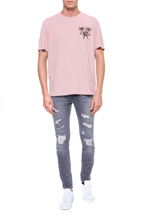 'barbed palm' t-shirt od AllSaints