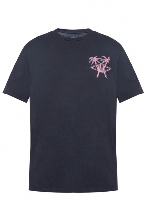 'barbed palm crew' t-shirt od AllSaints
