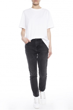 Crewneck t-shirt od Acne