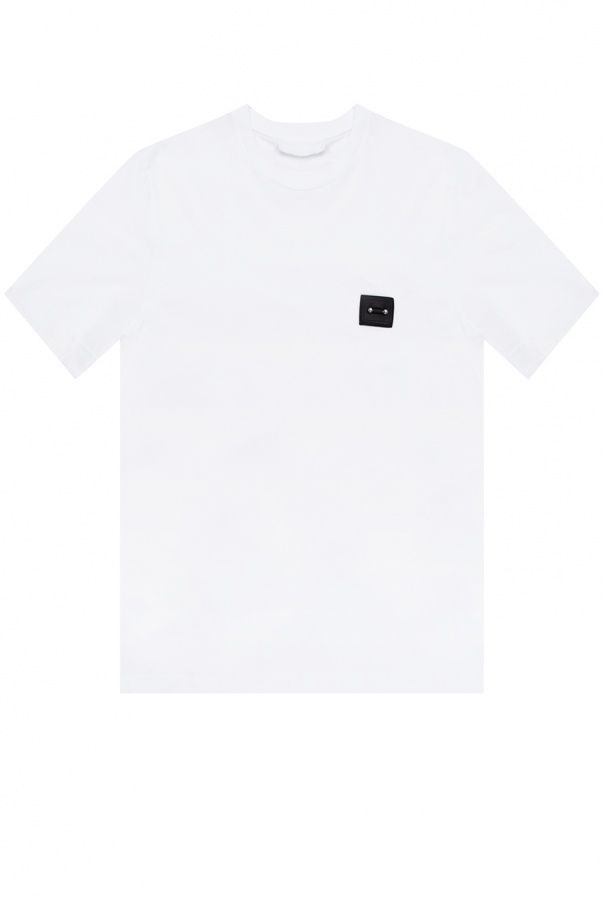 Neil Barrett Appliquéd T-shirt