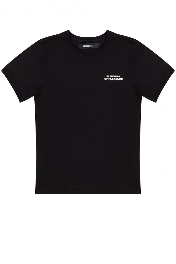 MISBHV 'Business of Pleasure' printed T-shirt