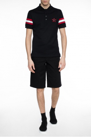 Patched polo od Givenchy
