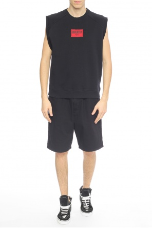 Sleeveless sweatshirt od Givenchy