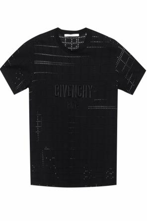 Perforated t-shirt od Givenchy