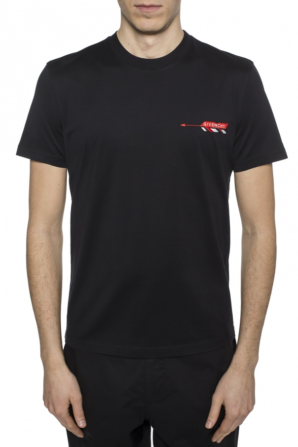 Embroidered t-shirt od Givenchy