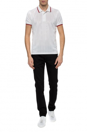 Striped polo shirt od Givenchy
