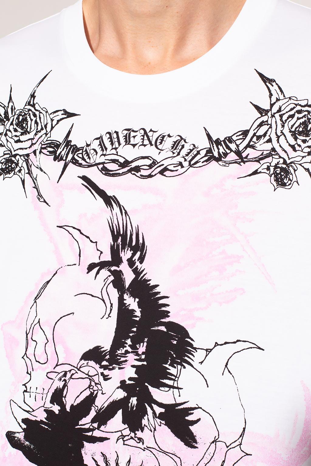 Givenchy Logo T-shirt