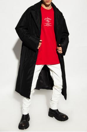 棉质t恤 od Givenchy