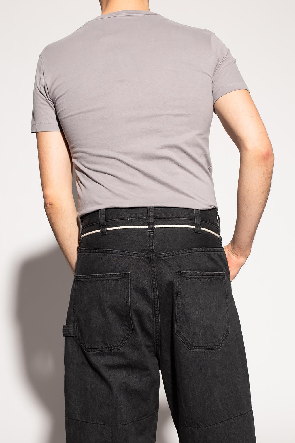 AllSaints 'Brace' T-shirt with logo
