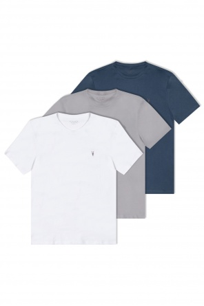'brace' t-shirt three-pack od AllSaints
