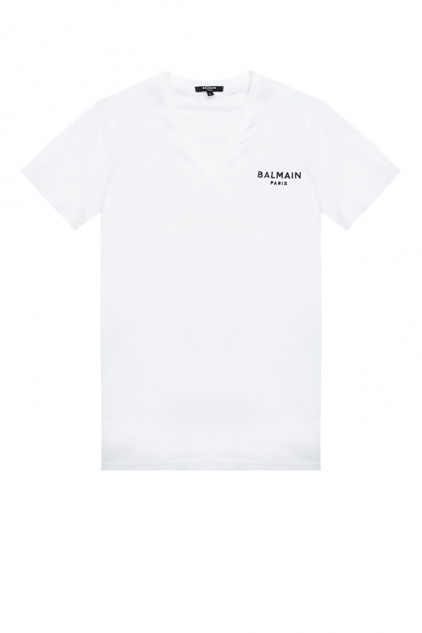 Balmain T-shirt with logo