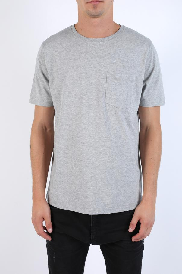 Chest pocket t-shirt od Ami Alexandre Mattiussi