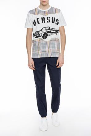 Patterned t-shirt od Versace Versus