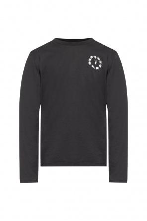 'bunch brace' long-sleeved t-shirt od AllSaints