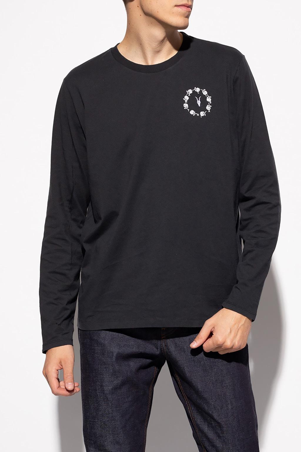 AllSaints Bunch Brace长袖T恤