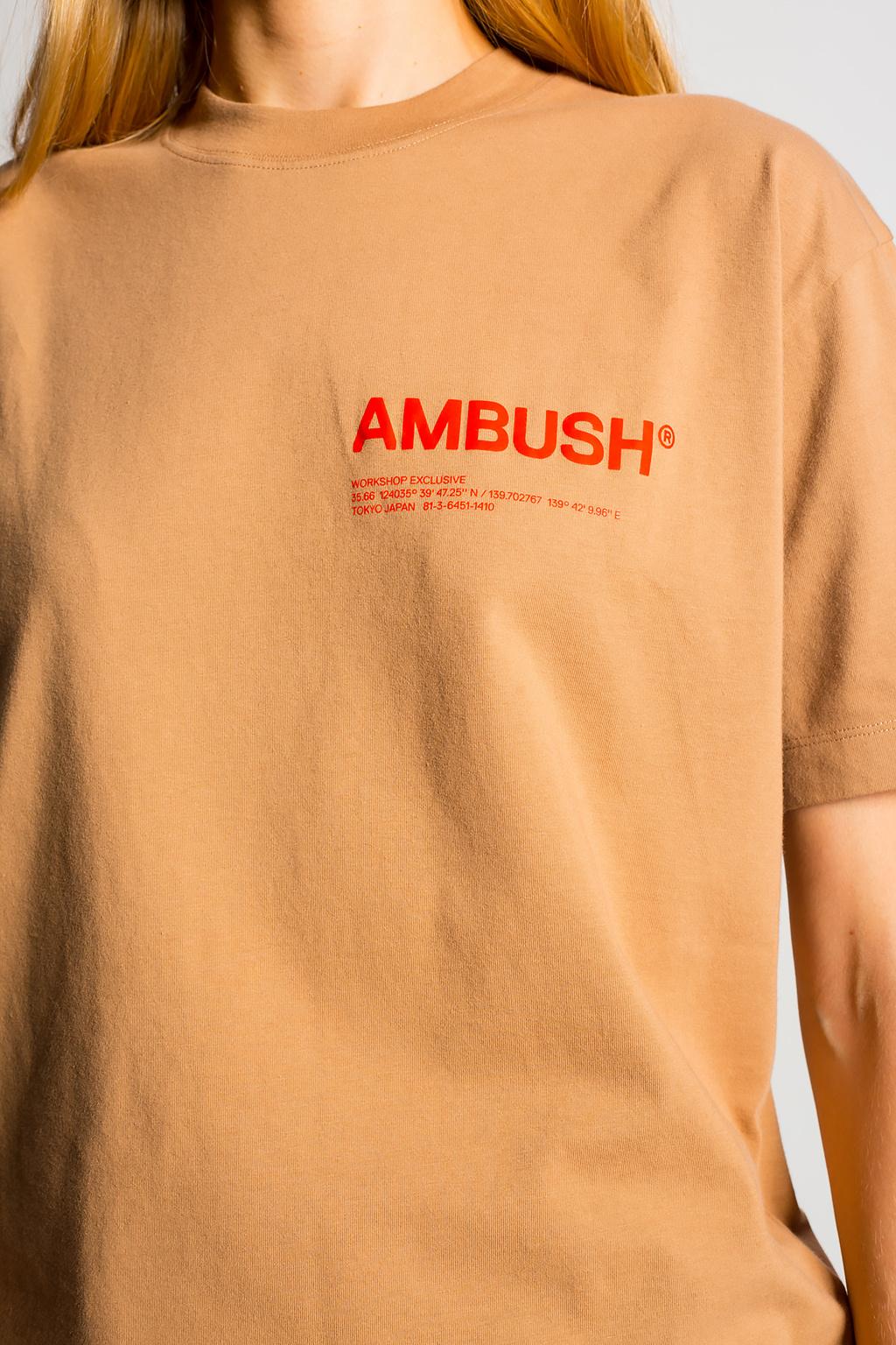Ambush T-shirt with logo