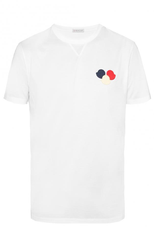 6c67653a8a67 Patched T-shirt Moncler - Vitkac shop online