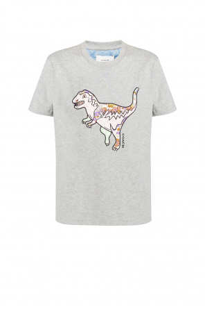 T-shirt with logo od Coach