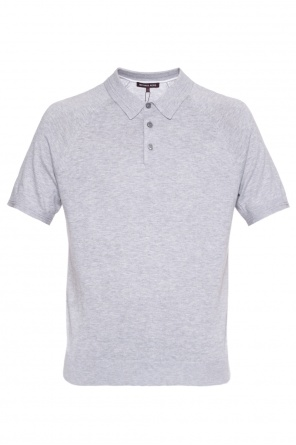 Cotton polo od Michael Kors