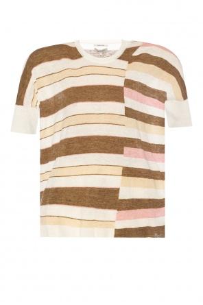 Linen t-shirt od Woolrich