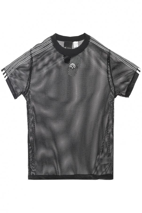 T Shirt Z Logo Adidas By Alexander Wang Sklep