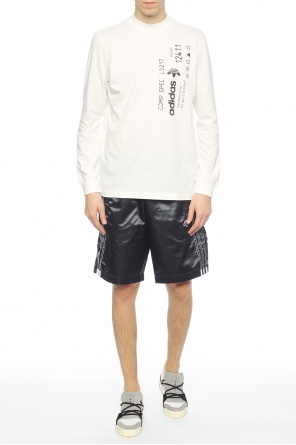 T-shirt with long sleeves od Adidas by Alexander Wang