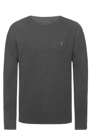 'clash'  t-shirt with long sleeves od AllSaints