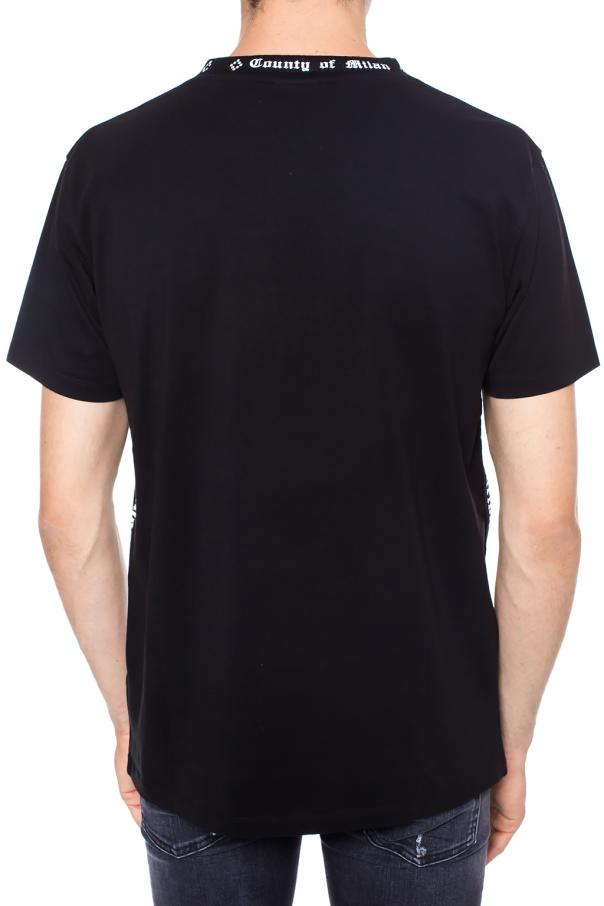 T-shirt with logo od Marcelo Burlon