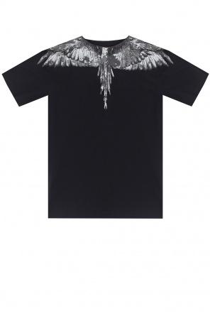 Printed t-shirt od Marcelo Burlon
