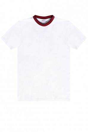Bawełniany t-shirt od Marcelo Burlon