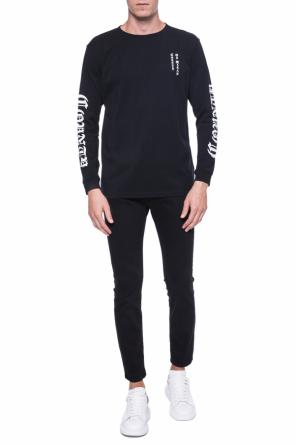 T-shirt with long sleeves od Marcelo Burlon