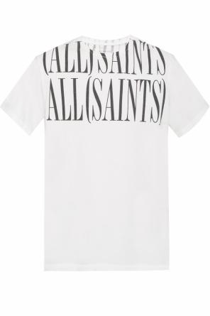 'concerto' printed t-shirt od AllSaints