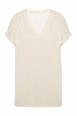 'cora' split sleeve top od AllSaints