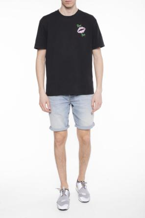 'crying' printed t-shirt od AllSaints