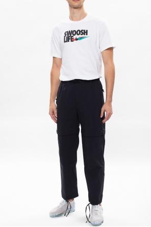 T-shirt z nadrukiem od Nike