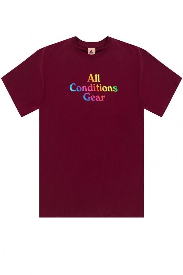 Nike 'ACG' printed T-shirt