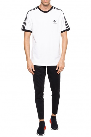 Logo-embroidered t-shirt od ADIDAS Originals