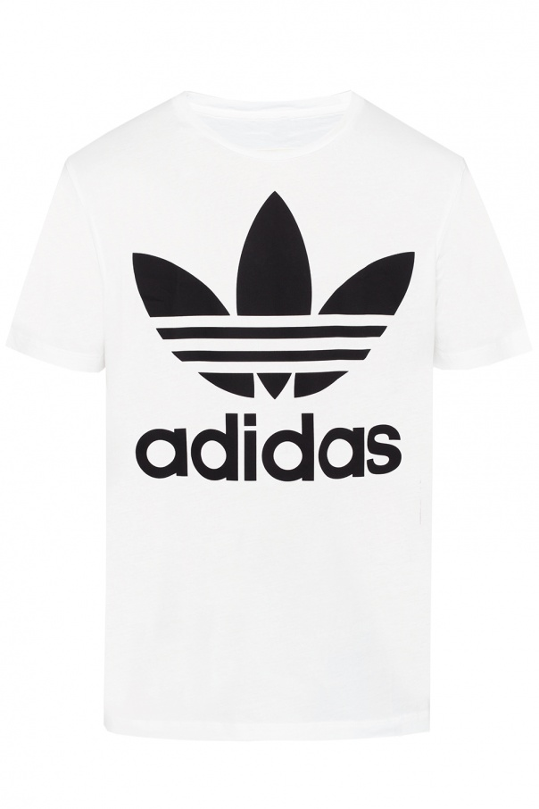 ADIDAS Originals Printed oversize T-shirt