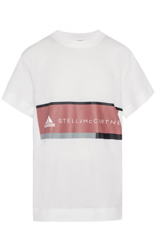 79624f5f827 Logo-printed T-shirt ADIDAS by Stella McCartney - Vitkac shop online