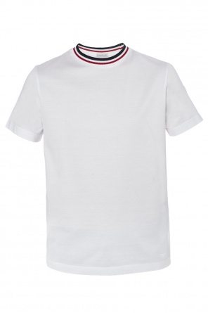 Logo-patched t-shirt od Moncler