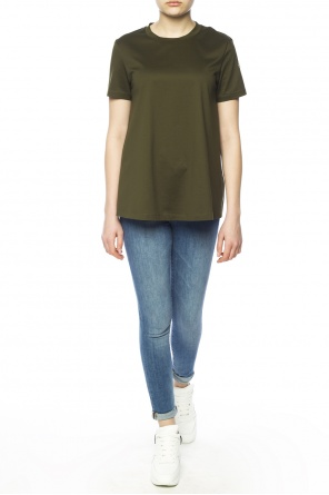 Round neck t-shirt od Moncler