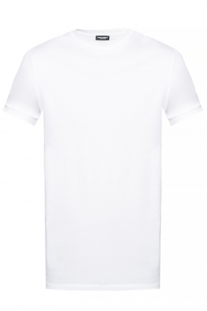 Three-pack of t-shirts with a logo od Dsquared2