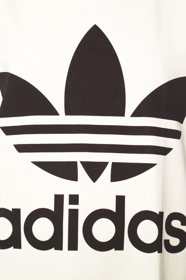 T-shirt with w logo od ADIDAS Originals